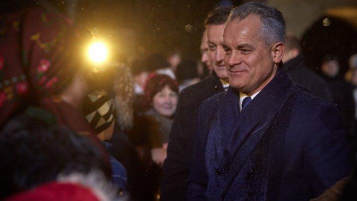 Храмовые праздники в селах Грозешты и Чорешты: Влад Плахотнюк поздравил местных жителей (фото)