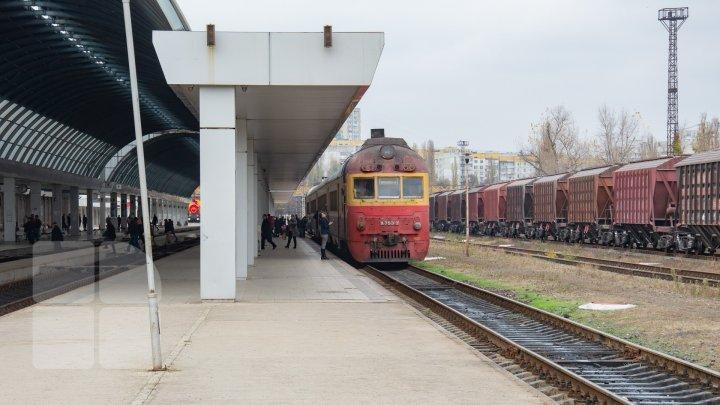 """Обыски на """"Железной дороге Молдовы"""": что удалось обнаружить прокурорам"""
