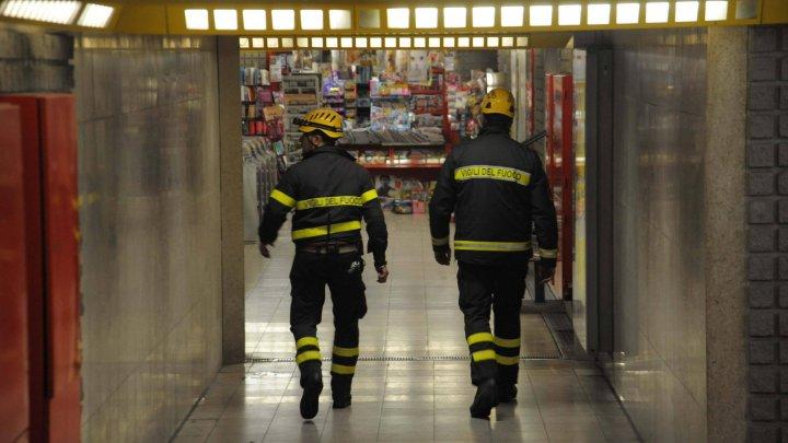 В Милане не менее семи человек пострадали в результате инцидента в метро