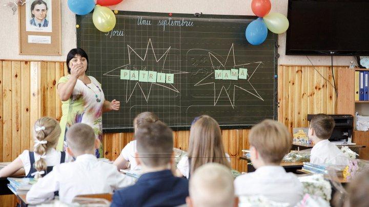 Каждый четвертый педагог в Гагаузии - пенсионер
