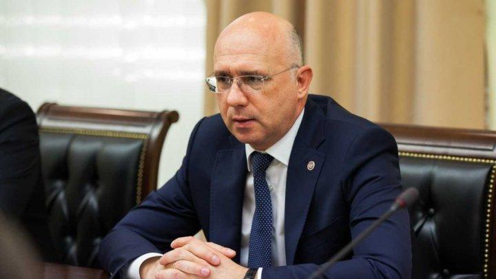 Павел Филип предложил установить на избирательных участках камеры видеонаблюдения