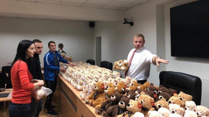 Генинспекторат полиции: Детям, которые пострадали в ДТП, будут дарить игрушку