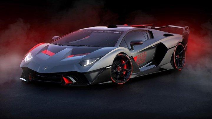 Lamborghini создала уникальный спорткар по проекту клиента