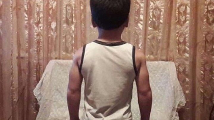 Пятилетний чеченец отжался больше четырех тысяч раз и побил рекорд