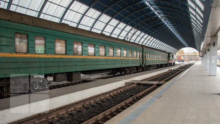 Молдова купит 12 локомотивов из США