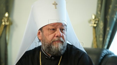 Митрополит Владимир поздравил Игоря Гросу с избранием на должность спикера