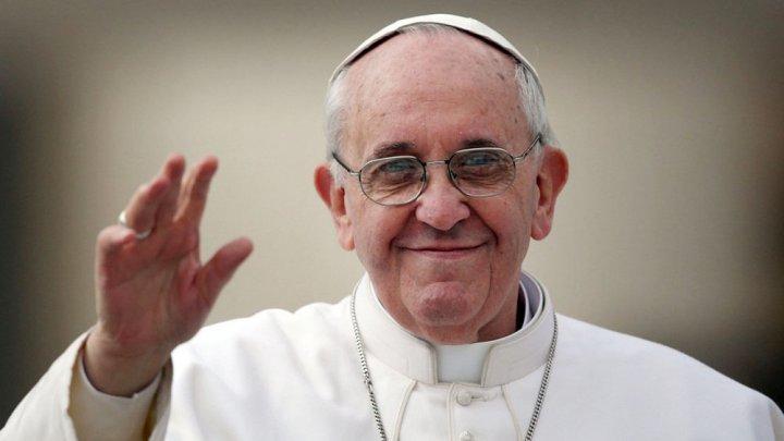 Папа Франциск направил румынам приветственное послание