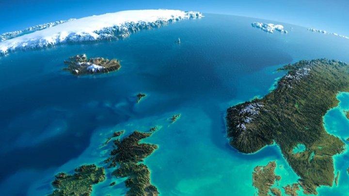 На дне Северного моря нашли пропавшую страну