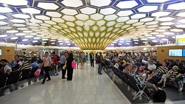 Аэропорт Абу-Даби начал превращать шаги пассажиров в электричество