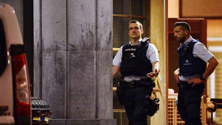 В Брюсселе мужчина обстрелял ресторан из автомата
