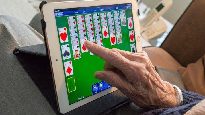Видеоигры улучшают память пожилых людей