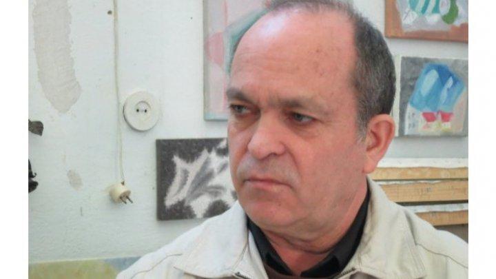Молдавский художник Михай Цэруш отмечает 70-летие