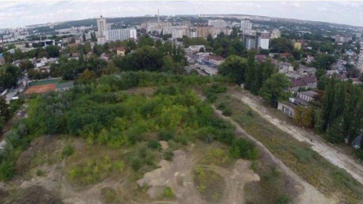 Участок, на котором расположен Республиканский стадион, будет передан Посольству США в Молдове