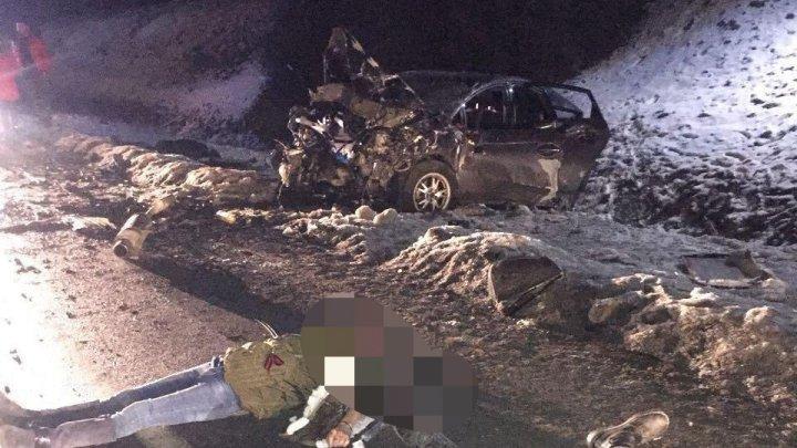 Страшная авария в Пересечино: четыре человека погибли в результате лобового столкновения (фото)