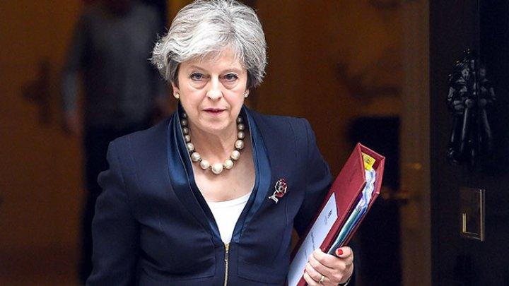 Тереза Мэй поставила ультиматум британским парламентариям