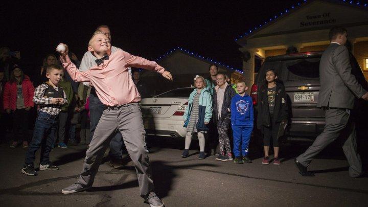 В Америке девятилетний мальчик добился отмены запрета играть в снежки