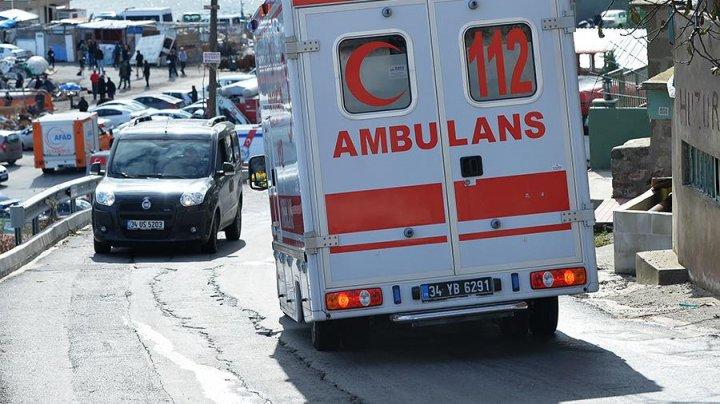 Больше 30 человек пострадали в ДТП с автобусом в Турции