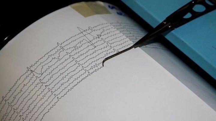 У берегов Чили произошло мощное землетрясение