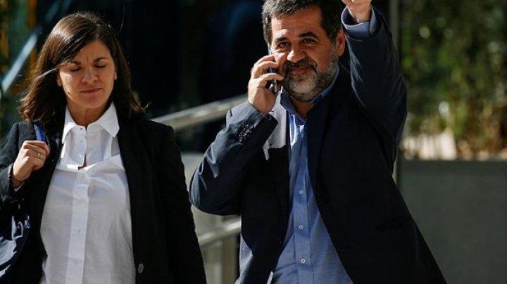 Бывшие руководители Каталонии объявили голодовку в тюрьме