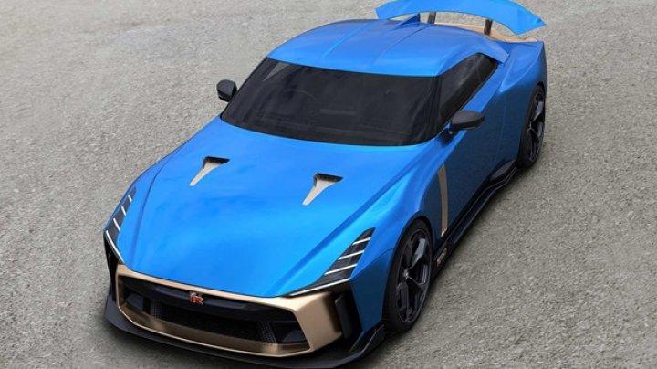 Nissan представил серийную версию суперкара GT-R50