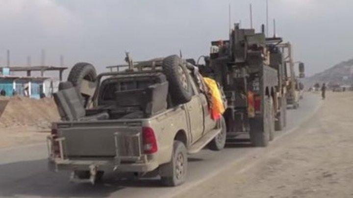 В Афганистане смертник врезался в конвой: 12 жертв