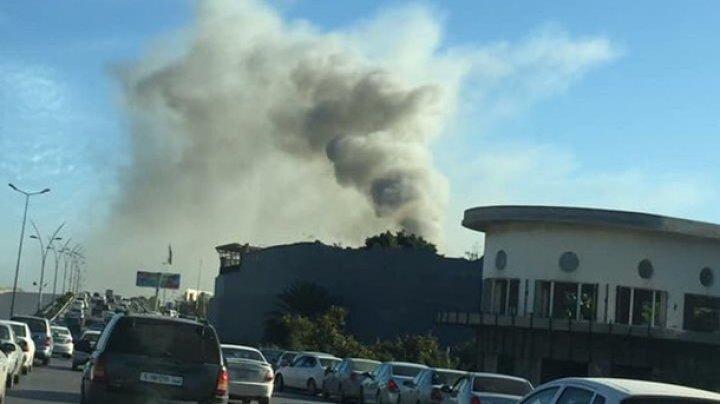 В Ливии совершено нападение на здание МИД: есть жертвы