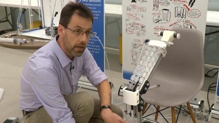 """В Британии разработали """"роботизированные"""" штаны"""