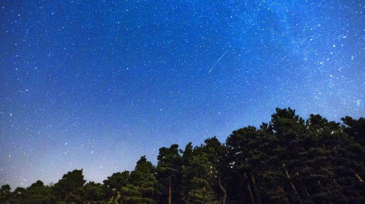 На этой неделе можно будет наблюдать метеорный поток Геминиды