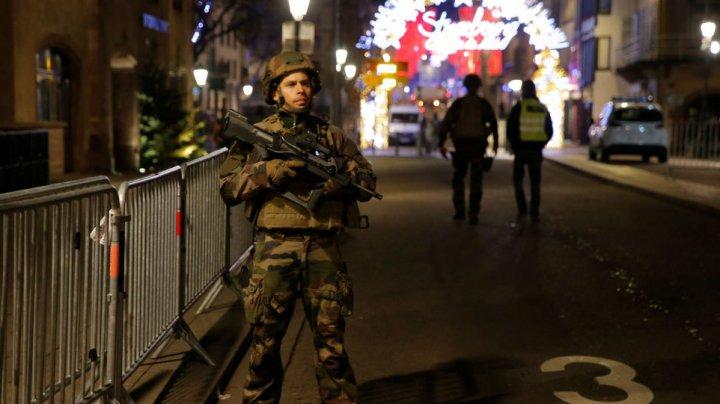 Полиция задержала пятерых знакомых стрелявшего в Страсбурге