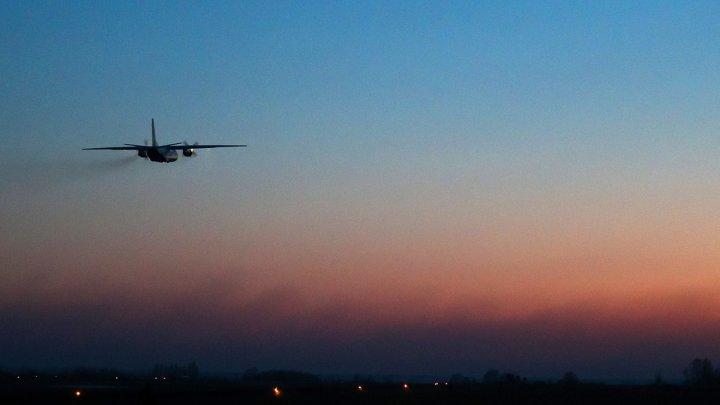 Boeing 737 экстренно сел в Болгарии