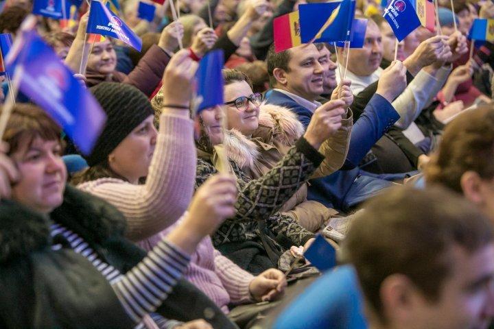 Лидер ДПМ Влад Плахотнюк подал документы в избирательный совет Ниспорен
