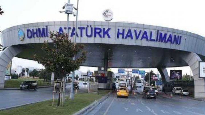 Турция закрывает аэропорт Ататюрка для международных и внутренних рейсов