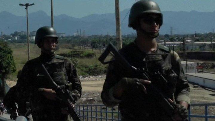 В Бразилии вооруженных бандитов будут убивать на месте