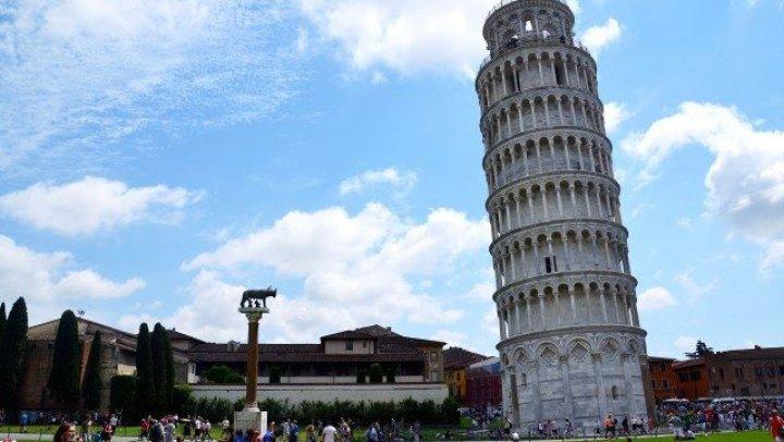 Пизанская башня выпрямилась на 45 см