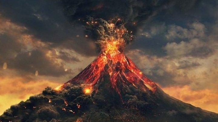 Резултат с изображение за вулкана Везувий.