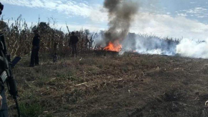 В Мексике разбился вертолет с губернатором штата (фото)