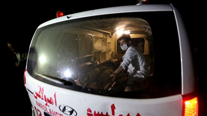 В Афганистане шесть человек погибли при взрыве автомобиля