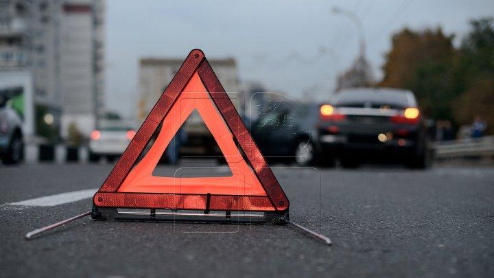 21 человек пострадал в минувшие выходные в результате 14 ДТП в Молдове