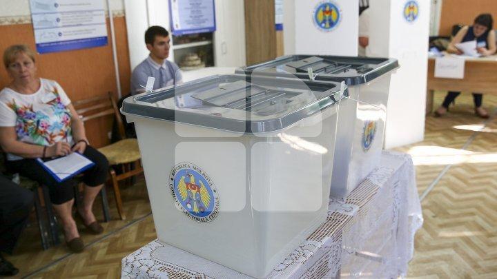 Закрылись избирательные участки в Москве и Санкт-Петербурге