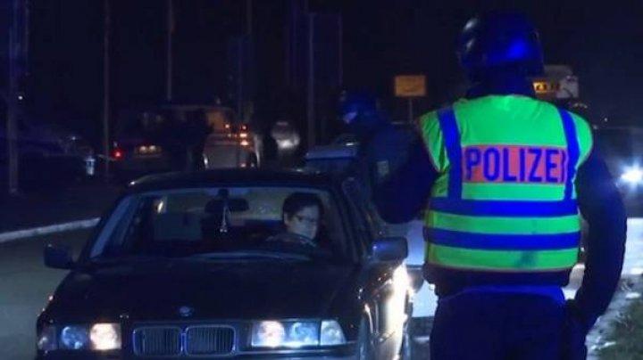 Полиция проводит тотальную проверку на границе Франции и Германии