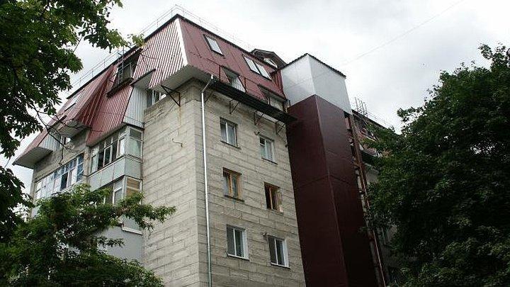 В Кишиневе заморозили строительство 20 мансард из-за банкротства компаний-застройщиков