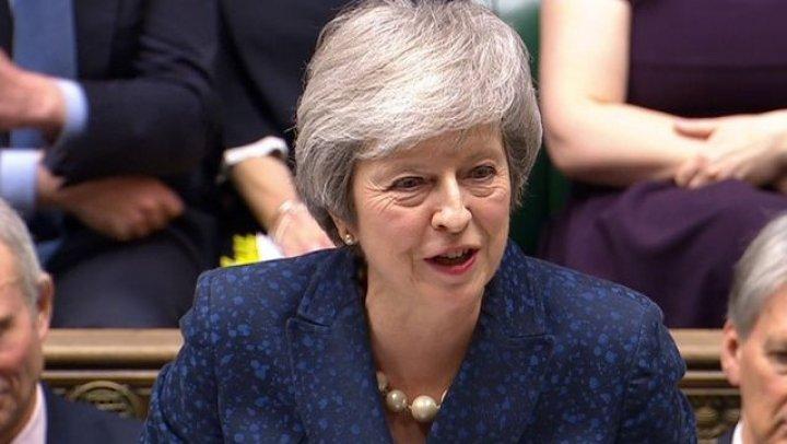 Британский премьер Тереза Мэй потерпела неудачу на переговорах в Брюсселе