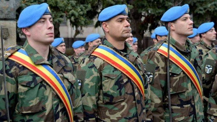 Военнослужащие из Молдовы отправились в Косово