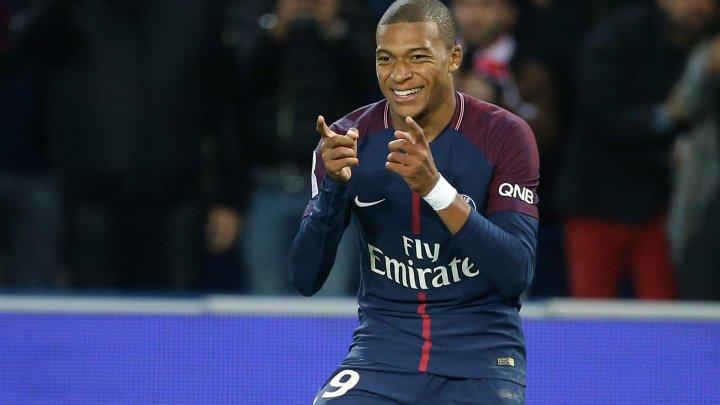 Килиан Мбаппе признан лучшим французским футболистом 2018 года