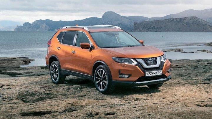 Nissan объявляет о старте продаж нового X-Trail
