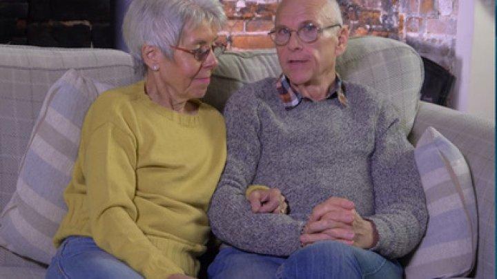 Пара пенсионеров сбросила 150 килограммов на двоих