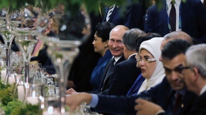 Названо главное блюдо мировых лидеров на саммите в Аргентине