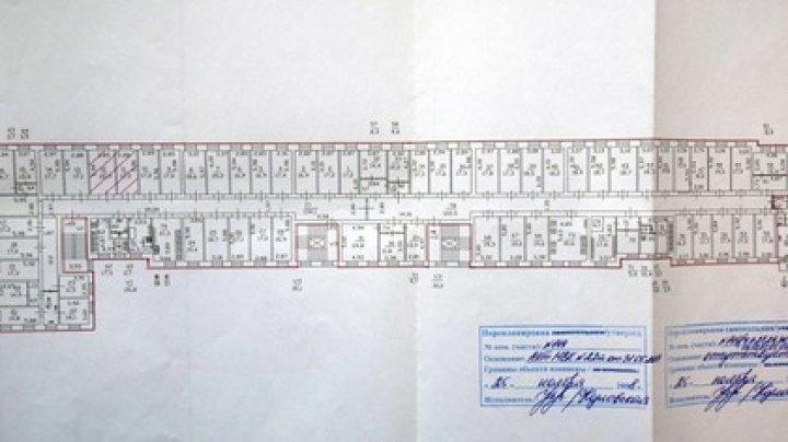 В Петербурге нашли квартиру из 58 комнат