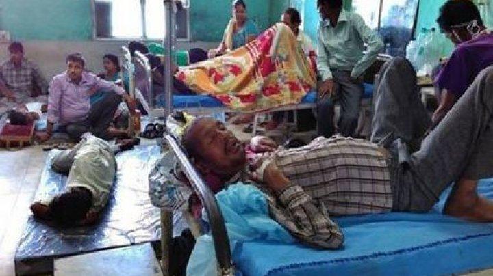 Одиннадцать человек съели рис в индийском храме и умерли