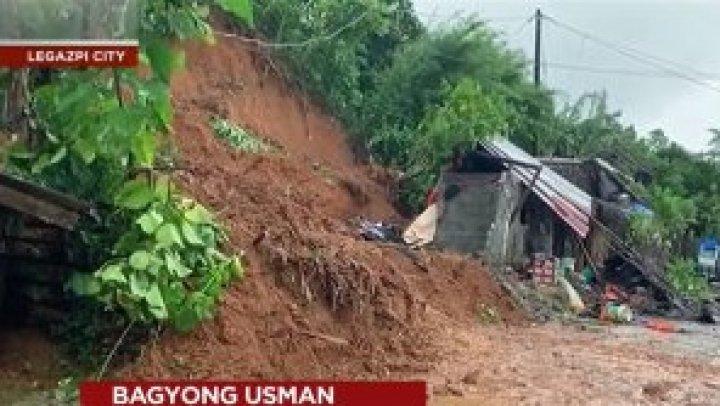 На Филиппинах во время тропического шторма Усман погибли более 68 человек